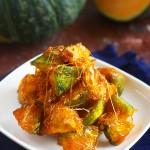 拔丝南瓜——来自北纬49度的粉糯香甜