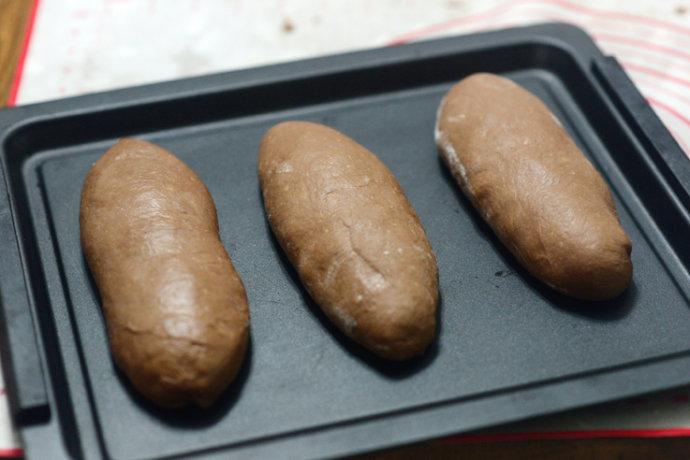 【可可麻薯软欧】貌不惊人的面包最内涵
