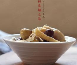 板栗鸡脚汤健康营养又滋补的养生汤