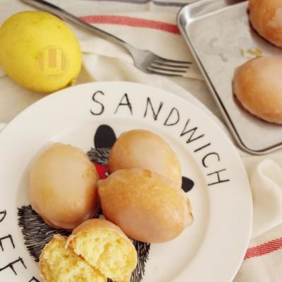 柠檬蛋糕(超松软超湿润的口感简直好吃到流泪!)