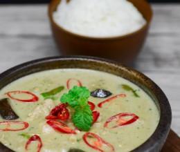 【泰式青咖喱鸡】煮一碗悠悠青涩岁月