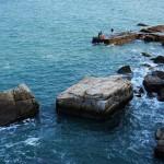 【烟台长岛4】——鬼斧神工的天然海石画