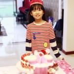 顺妞8岁生日快乐