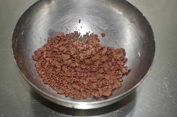 咖啡巧克力软欧