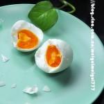 白酒和盐——————自己动手腌制咸鸭蛋(快速简便易操作的腌制方法)