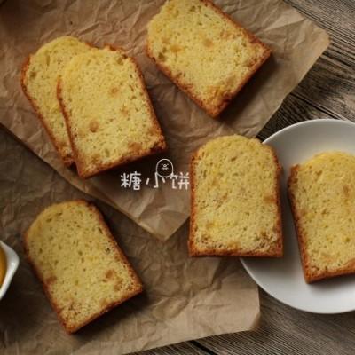 【PH柠檬蛋糕】附:PH糖渍柠檬皮