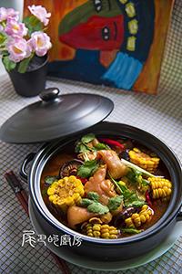 汤浓汁稠的经典素菜【四喜烤麸】