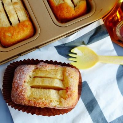 苹果熟了来做【苹果蛋糕】吧
