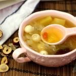 冬季巧吃南瓜,教您一款美容润燥的南瓜汤!