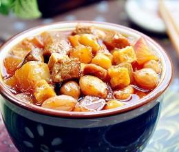 冬天这样吃萝卜,跟热乎的米饭最搭