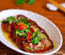 【湘西蒸腊肉】一道别有风味的佳肴