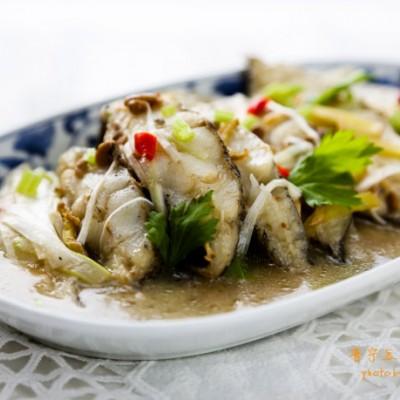 万人迷的潮汕美味----普宁豆酱煮比目鱼