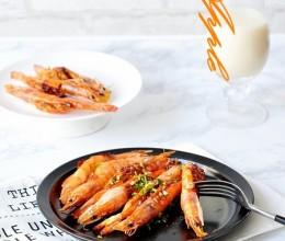 十分钟就能做得的宴客大菜:蒜香虾