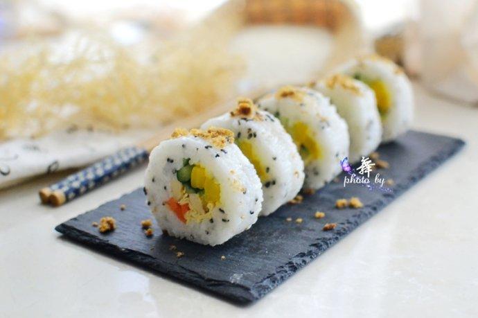 寿司饭团-让孩子爱上米饭