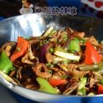 又到了补充能量的季节-酸辣干锅肥肠