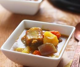 咖喱排骨——温暖畅意的美味