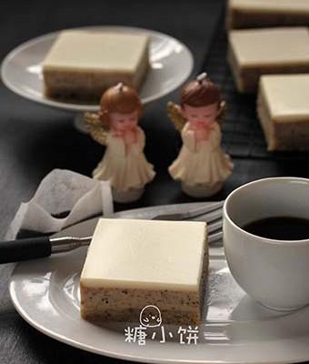 【伯爵奶茶芝士蛋糕】