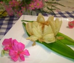 为了心中的那朵白莲花---莲花酥