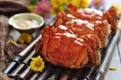 有滋有味吃河蟹——油焖河蟹