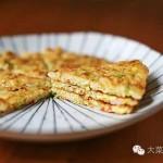 您最爱吃的是蛋炒饭,这款鸡蛋米饭饼您也一定爱吃