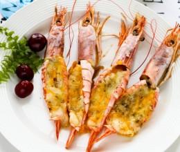 感恩节媲美五星酒店的大餐--芝士焗大虾