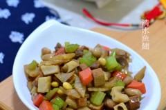 从小吃到大的一道家乡菜:什香菜