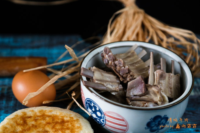 汤鲜肉香不腻的秘密----清炖羊肉