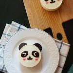 可爱又美味的熊猫慕斯【可爱能治愈全人类】