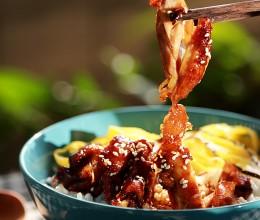 〈菜肴°〉照烧鸡扒饭:好时光就要浪费在厨房