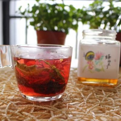 养身又防雾霾的玫瑰花茶