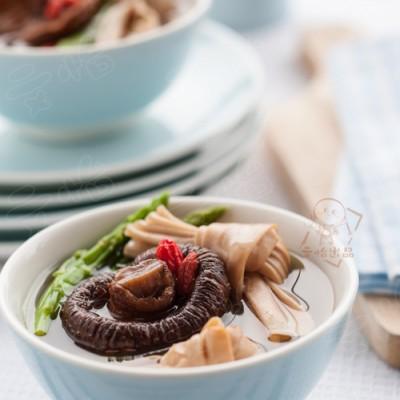 双菇清肺汤