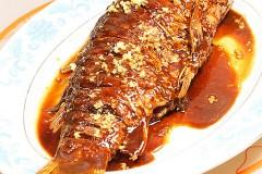 学做菜--酱汁鲤鱼