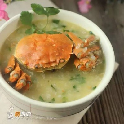 """正是这一碗鲜美的""""生滚蟹粥"""",暖心暖胃"""