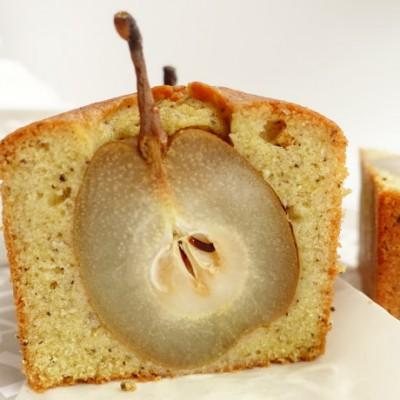 """""""梨不开你""""【香梨红茶磅蛋糕】【全麦红茶磅蛋糕】"""