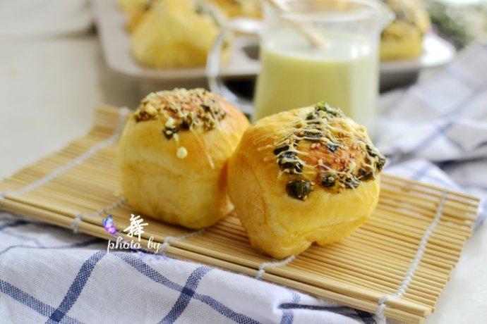 【肉松小餐包】-鲜香面包更有味