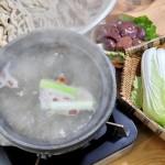 【羊肉汤锅】——冬至美味