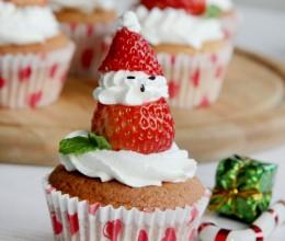圣诞老人小蛋糕
