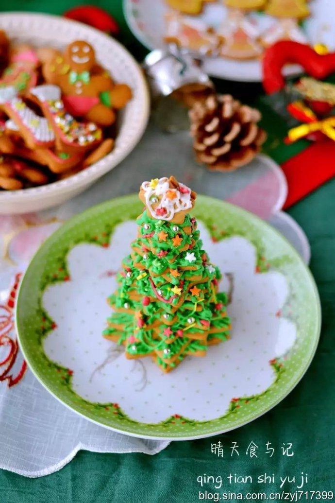 圣诞糖霜饼干开启欢乐圣诞之旅!