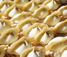 冬至的饺子——鲜美无敌一咬一包汤的羊肉白萝卜水饺