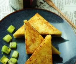 自制完胜港式茶餐厅的美味西多士(附超松软回弹白吐司做法)