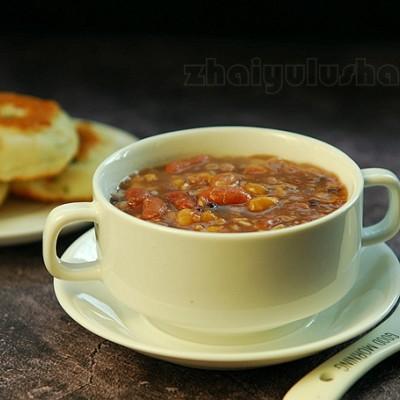 打开新年的正确方式:煲一锅软糯香滑的腊八粥