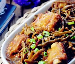 #北纬49#冬日暖家经典菜-干豆角烧排骨