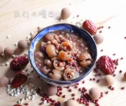 冬日暖滋味,祛湿必备的营养红枣薏米粥