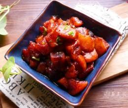 红烧冰糖萝卜