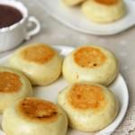 早餐主食首选,用亚麻籽粉做的发面小饼,好吃易做