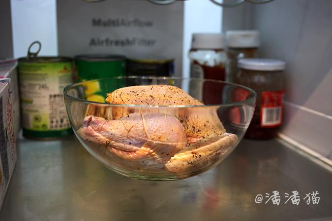 有了这道香草烤鸡,聚会家宴再也不用犯愁了