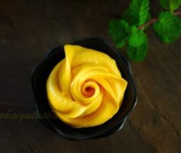 #美食新新年#赢得满堂彩的玫瑰花馒头