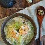 蔬菜炝锅面