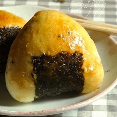 紫菜饭团面包