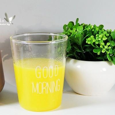 猕猴桃橙汁--美白肌肤,助消化的